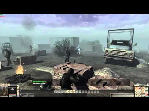 S.T.A.L.K.E.R. mod (Men of War: Assault Squad 2) |