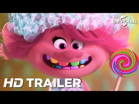 Trolls 2 World Tour – Tráiler Oficial (Universal Pictures) HD