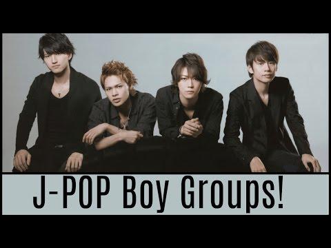 Top 20 J-POP Boy Band Ranking!