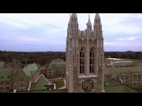 Inside Gasson Tower - Boston College Alumni - Video