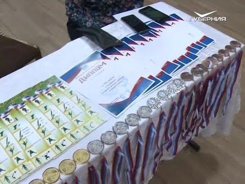 В Самаре прошли первые соревнования по армрестлингу для людей с ОВЗ