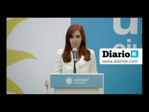 La respuesta de Cristina al periodista de AFP en Conferencia de Prensa