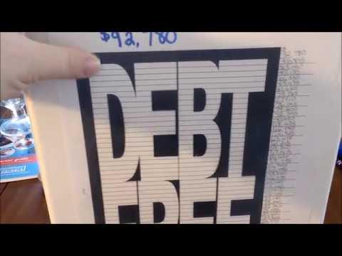 Debt Free Charts Binder