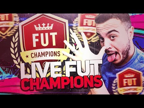 🔴LIVE FUT19 l AU REVEIL DU FUT CHAMPIONS !!!