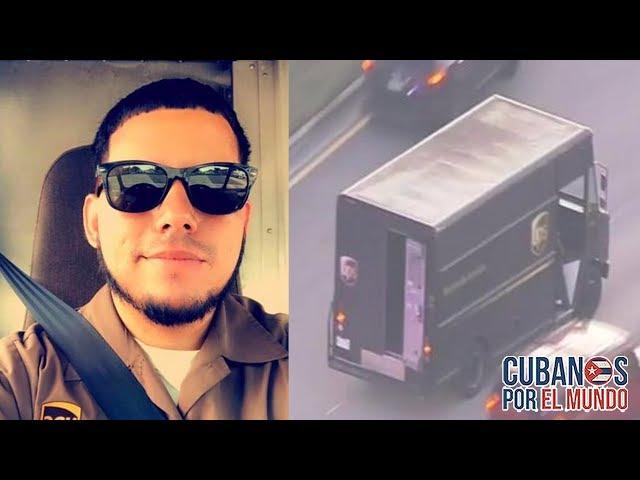"""Padrastro del chofer de UPS asesinado en tiroteo en Miami culpa a la policía: """"Ellos lo mataron"""""""