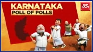 Karnataka Poll Of Polls : India Today Dissects Opinion Polls On Assembly Elections | Exclusive