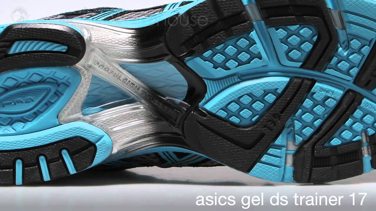 new style 56e99 4297d Asics Gel DS Trainer 17 Men