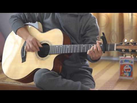 Tha thứ cho anh em nhé - Nguyễn Đình Vũ - Guitar Cover by Hiếu Kầy