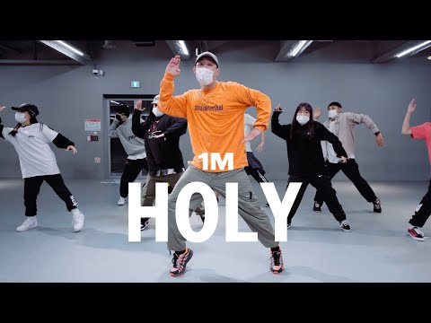 Justin Bieber - Holy ft. Chance the Rapper / Kyo Choreography