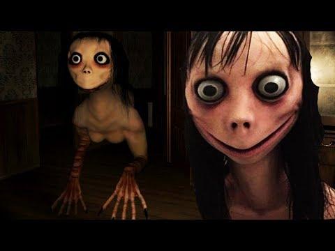 WHAT HAPPENS WHEN YOU CALL MOMO! || MOMO Creepypasta Horror Game (HOW TO KILL MOMO)
