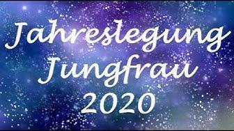 Jahreslegung Jungfrau 2020