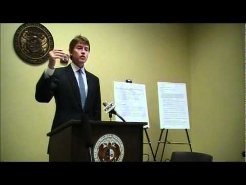Koster answers questions on foreclosure Web site