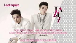 Tasty - Addiction [English subs + Romanization + Hangul] HD