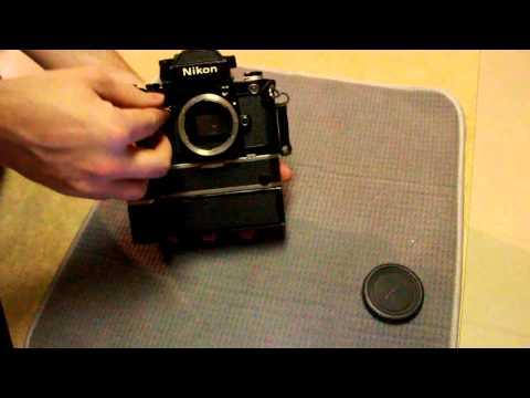 Nikon F2AS Shutter