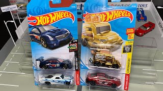 Lamley Showcase: Hot Wheels 2019 Kroger Exclusives with Gold Roller Toaster