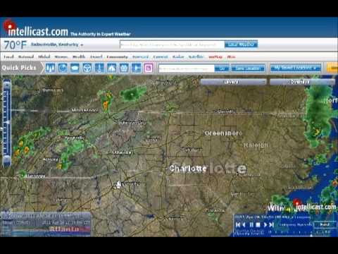 Massive Weather COVERUP, What you wont see on the Weather Channel 4-26-11