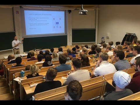 Introduction to Blockchain @ Chalmers Entrepreneurship Society - CES