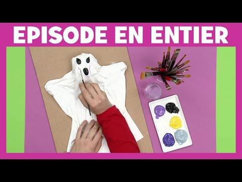 Art Attack - Oeuvre en relief - Sur Disney Junior - VF