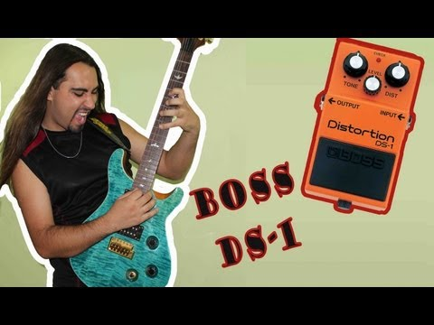 Fast Review - Boss DS-1 - Maycon Priorato