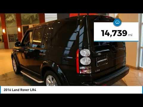 2016 Land Rover LR4 Minneapolis, Golden Valley, St Paul, MN R790L