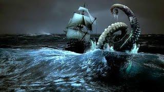 5 Encuentros Espeluznantes con Enormes Criaturas Marinas