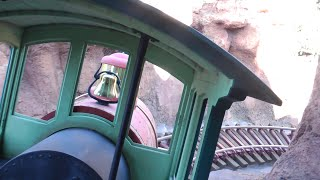 Big Thunder Mountain Railroad 2015 Ride POV, Disneyland Park, Disneyland Resort
