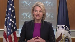 Department Press Briefing - March 22, 2018