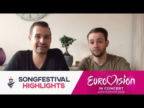 Songfestival Highlights - Show 6 - Review 'Eurovision in Concert' - Tel Aviv 2019