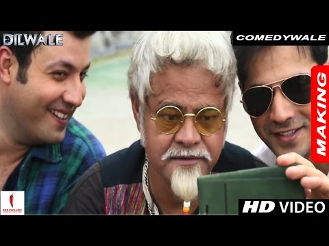 Dilwale | Comedywale | Boman Irani, Sanjay Mishra, Johnny Lever, Shah Rukh Khan, Varun Dhawan