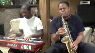 k michelle vsop sax and piano