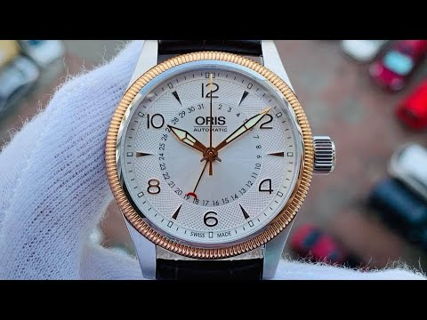 [ Review Đồng Hồ ] ORIS BIG CROW AUTOMATIC 01 754 7679 4361-07 5 20 77FC | TIMEWISE