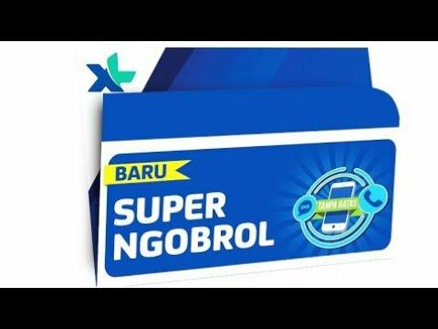 Duplikat iklan XL Super Ngobrol #XL Tarif Telpon Rp.1/detik