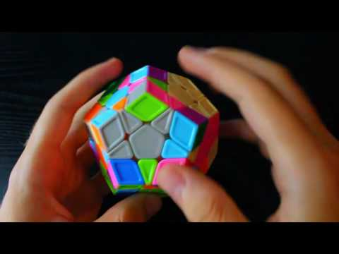 Megaminx Walkthrough Solves #2