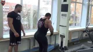 видео Как накачать широкую спину: методика Ронни Колемана