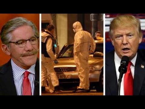 Geraldo: Trump absolutely right to call Paris attack terror