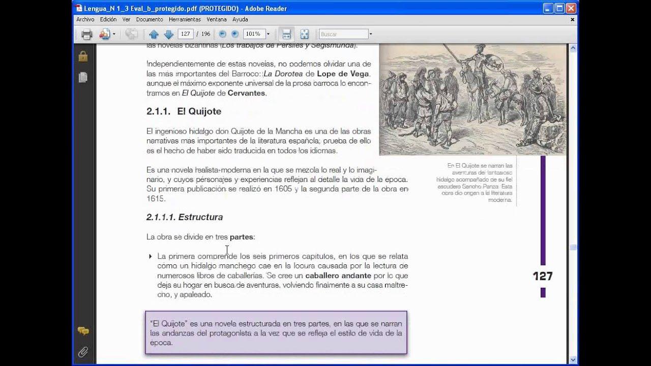 Comunicación N1 Ev3 Lengua Y Literatura El Barroco Tema 4