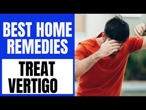 Best Home Remedies Treat Vertigo