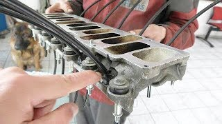 12 Zylinder Audi + Camaro 6.2 V8 Alle wollen Gas :-)