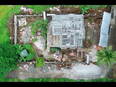 VILLA FELIZ - EPISODE 183: ALMOST FRUSTRATION (House Building in the Philippines)