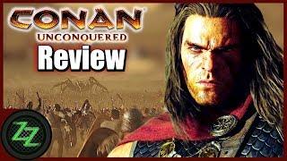 Conan Unconquered Review [Deutsch/German] Barbarische Echtzeitstrategie im Test