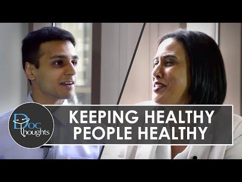 Keeping Healthy People Healthy: Practice Preventive Medicine