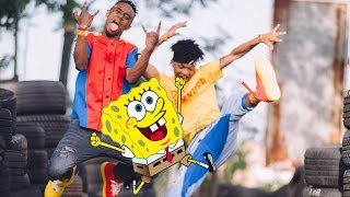 Spongebob Sings No Type - Rae Sremmurd