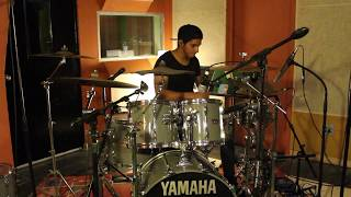Samuel Brea O. - Drum Cover | Kehlani - CRZY