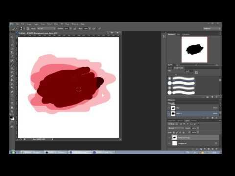 Работа с альфа-каналом в Fotoshop CS6 для Dds формата