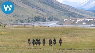 Die neuen Nomaden von Kirgisistan (360° - GEO Reportage)