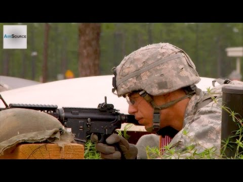 US Army FORSCOM - Best Warrior Competition M4 Zero