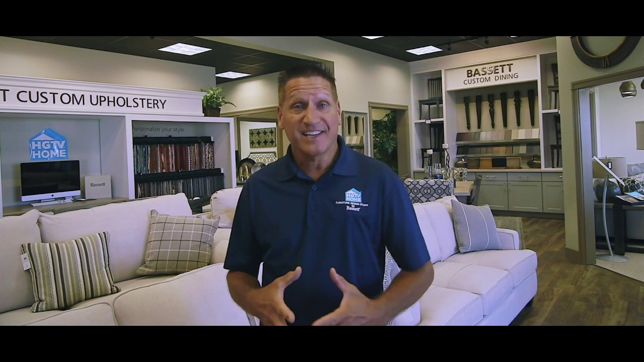 Take A Tour Of HGTV Home Furniture Design Studio In Des Moines, Iowa
