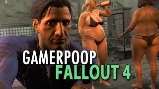 GamerPoop Fallout 4