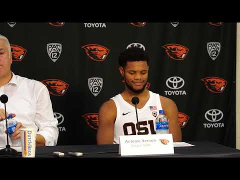 Oregon State Beavers - Beavers top USC in Overtime 79-74!