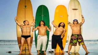 Castles Made of Sand- red hot chili peppers